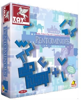 TOY KRAFT Pentominoes
