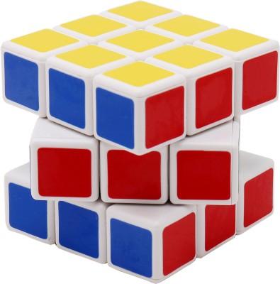Toyland Colourful Magic Kung Fu 3*3*3