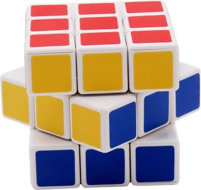 Toyland Colourful Chen White 3*3*3