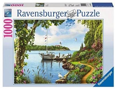 Ravensburger Boat Days Jigsaw Puzzle