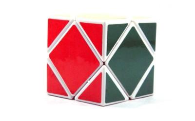 Toyzstation Axis Magic Cube White