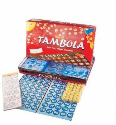 RZ World Royal Tambola