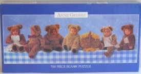Caeco Anne Geddes Puzzle Baby Bears(700 Pieces)