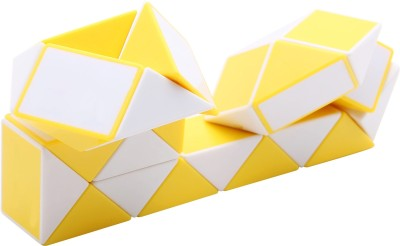Fun Express Master Him White Yellow Zig Zag