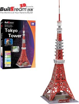Buildream Tokyo Tower (Japan)