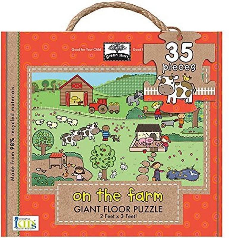 online innovative kids green start wooden puzzles choo choo