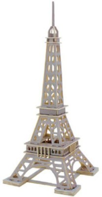 Rahul Toys 3d Puzzle In Paris Tower