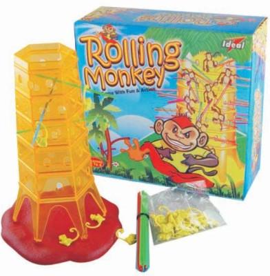 RZ World Rolling Monkey