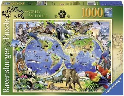 Ravensburger World of Wildlife