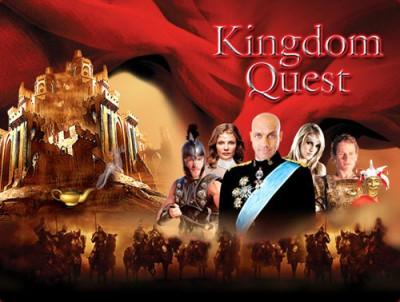 Dr Woods Kingdom Quest