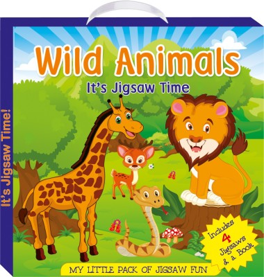 ART FACTORY WILD ANIMALS