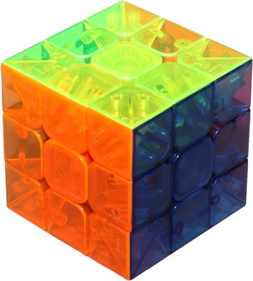Taxton T-3 Magic Speed Cube Transparent