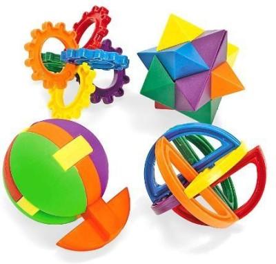 Fun Express Plastic Puzzle Balls
