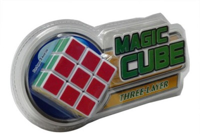 New Pinch Magic Square Cube Puzzle