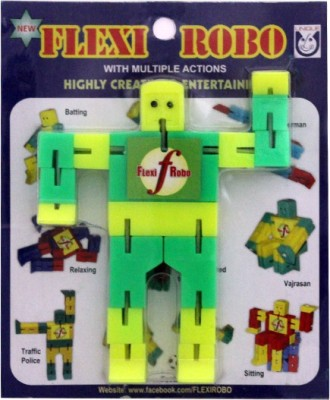 Unique Creation Flexi Robo - First Time In India