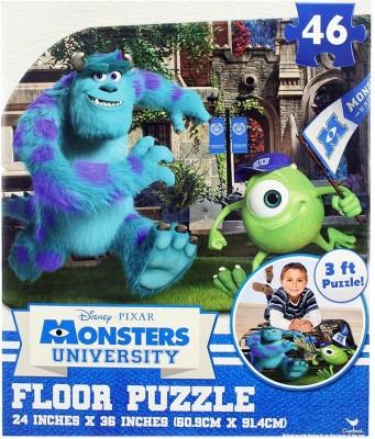 Disney Monsters University 46 Pc Floor Puzzle