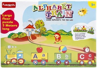 Funskool Alphabet Train