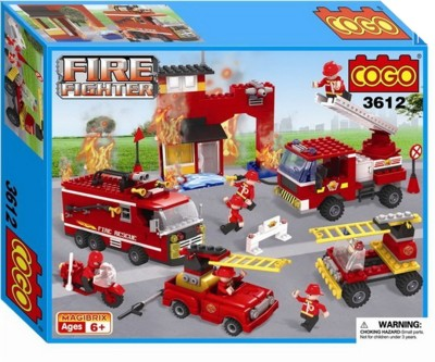 Babeezworld Fire Fighter