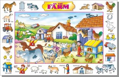 Creative's Picture Talk on the Farm
