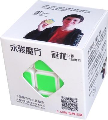 Redhill YJ Moyu Guanlong White base Cube