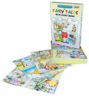 RZ World Fairy Tales With Books