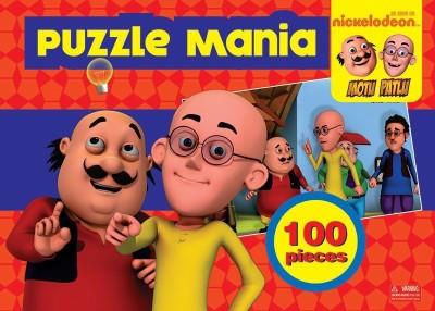 BPI Motu Patlu Puzzle Mania-4855
