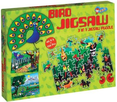 Sunny New Jigsaw Bird