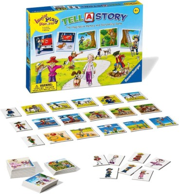 Ravensburger Tell-A-Story Puzzle Game