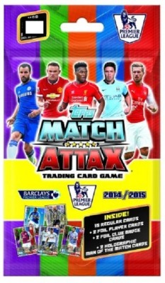 topps india MATCH ATTAX MULTIPACK