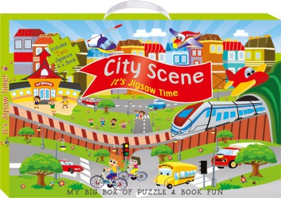 ART FACTORY CITY SCENE
