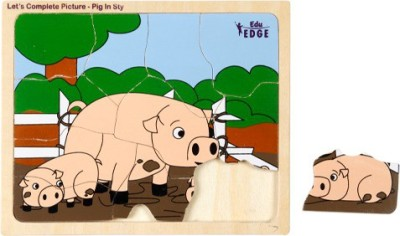 Eduedge Let,S Complete Picture - Pig In Sty