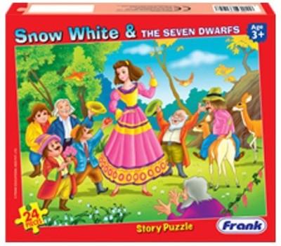 Frank Snow White & The Seven Dwarfs