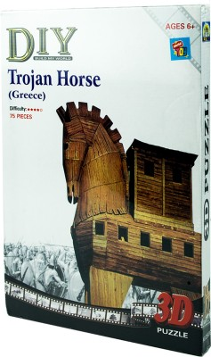 Mera Toy Shop Diy-Trojan Horse