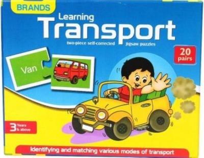 Bharat Learning Transport Puzzle