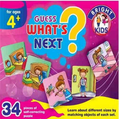 BPI Guess What,S Next - Bright Kids