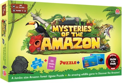 MadRat Games Mysteries of the Amazon