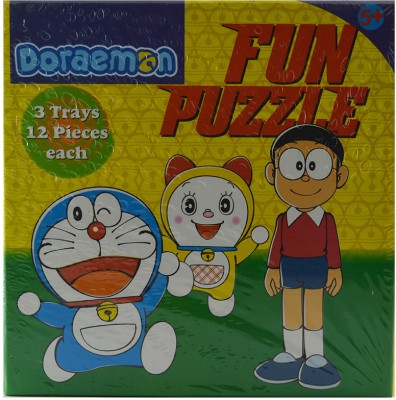 BPI Doraemon Fun Puzzle 3297 Jigsaw Puzzle