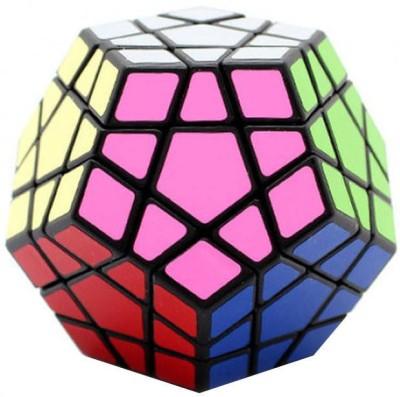 ShopperBay Shengshou Megaminx Black Puzzle Speed Cube