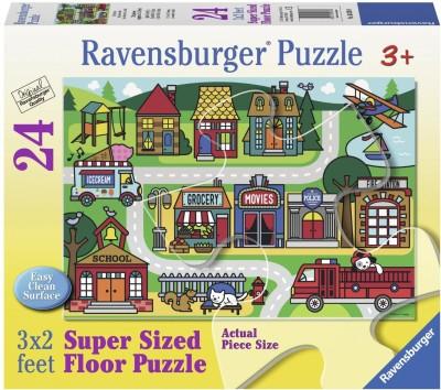 Ravensburger City Streets Floor