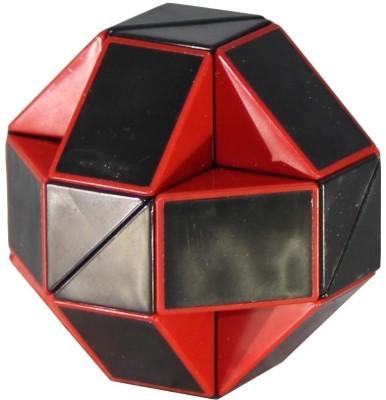 Shengshou Rubiks Snake Black/Red