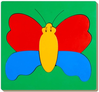 Tomafo INSET TRAY SMALL-BUTTERFLY