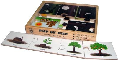 Skillofun Skillofun Step By Step - Lifecycle of a Tree
