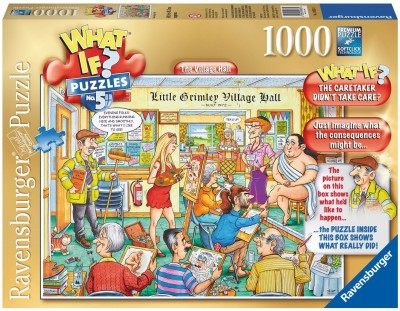 Ravensburger The Village Hall What If