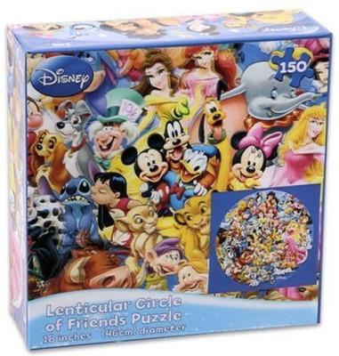 Disney Circle of Friends Puzzle
