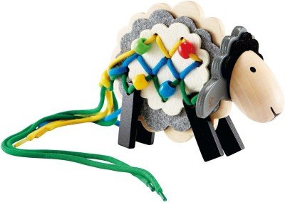 Hape Early Explorer - Stringy Sheep Toy