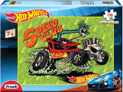 Frank Hot wheels - 150pcs