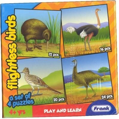 Frank Animal Kingdom-Flightless Birds