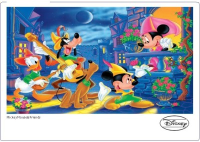 Frank Disney Mickey Mouse & Friends 300 Pieces