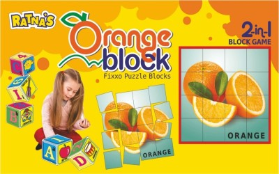 Ratnas Orange Block