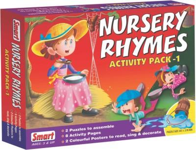 Smart Nursery Rhymes Activity Pack - 1